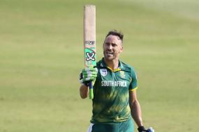 We Are Still Trying to Find Our Feet Before World Cup, Says Faf du Plessis