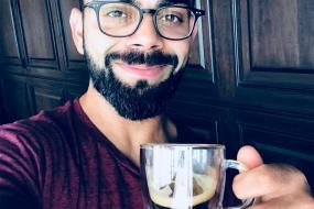 Relaxed Virat Kohli Says Coffee at Home Tastes Even Better
