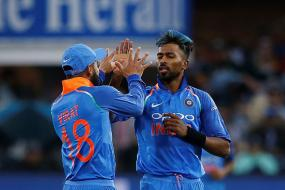 India vs Australia: Trying to be Fit For ODIs, Says Hardik Pandya