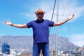 Ravi Shastri Has a Beautiful Message for Drought-hit Cape Town