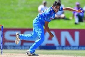 India U-19 Speedster Shivam Mavi Takes Hat-trick on Uttar Pradesh Debut