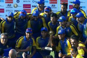 Karnataka Outplay Saurashtra in Vijay Hazare Trophy Final