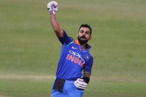 King Kohli Arrives in Vizag 81 Short of Scaling Mount 10,000