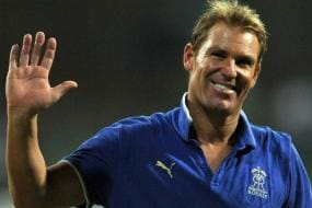 Shane Warne - Rajasthan Royals' Talisman Returns