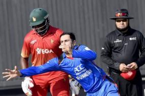 Afghanistan Vs Zimbabwe - Highlights: As It Happened