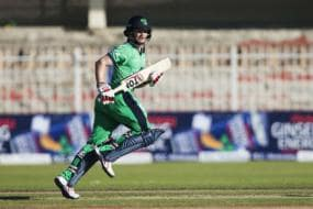 Ireland Hopes Conditions Favour Test Debut Against Pakistan