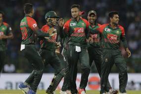 Shakib's All-round Show Sees Bangladesh Level T20I Series Against Windies
