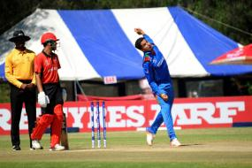 Afghanistan's World Cup Hopes All But Over After Hong Kong Loss