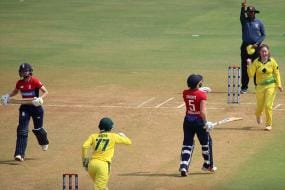 Australia Eves Thrash England by 8 Wickets in T20I Tri-series