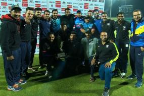 Deodhar Trophy: Samarth Ton in Vain as India B Beat Karnataka