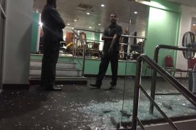 Bangladesh Players Allegedly Break Dressing Room Door in Colombo