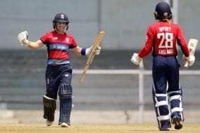 Danielle Wyatt Ton Powers England Women to 7-wicket Win Over India