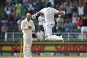 Markram Scores Ton But Late Wickets Keeps Aussies in the Hunt