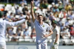 3rd Test: Morkel Joins Club 300 as South Africa Take Leading Edge