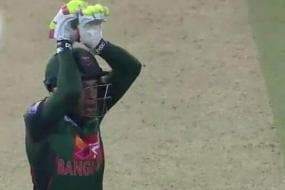 Mushfiqur Puts on His Dancing Shoes After Guiding Bangladesh to Historic Win