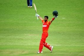 Sikandar Raza Stars With Bat And Ball as Zimbabwe Thrash Nepal