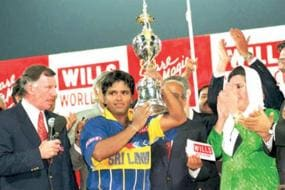 17th March 1996: Sri Lanka Shock Australia to Lift World Cup