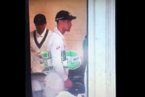 Ball Tampering Controversy: Cameron Bancroft Allegedly Caught Pouring Sugar in Pocket