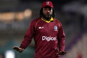 Gayle Sends 'Respect Windies' World Cup Warning After Win Against England