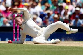 Mason Crane Out of New Zealand Test Series With Back Fracture