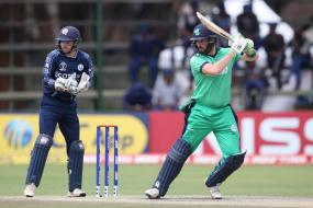 ICC World Cup Qualifiers, Ireland Win by 25 Runs