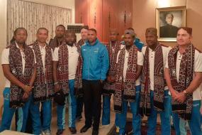 Pakistan Grateful as West Indies Arrive for T20 Series