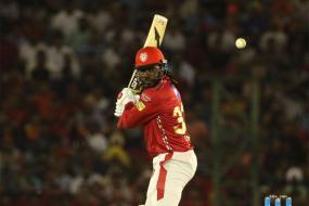 IPL 2018: Gayle Ton Helps Kings XI Punjab Sink Sunrisers Hyderabad