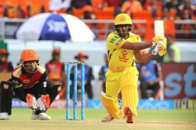 Rayudu & Chahar Take CSK to Top of Table With Thrilling Win Over SRH
