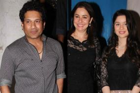 PHOTOS: Sachin Tendulkar's 45th Birthday Party