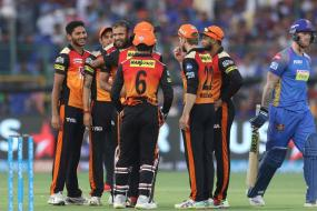 Williamson and Boys Make it Three in a Row, SRH Defend 152 vs RR