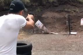 IPL 2018: MS Dhoni Prefers Firing Guns to Shooting Commercials