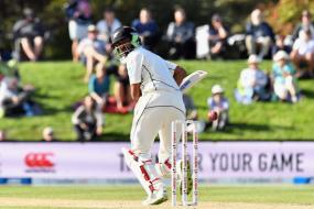 2nd Test: Ish Sodhi Stands Firm as New Zealand Hold on for Series Win