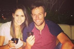 AB de Villiers Reveals How he Lied to Danielle Before Proposing at Taj Mahal