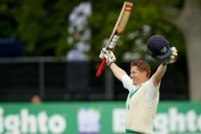 Kevin O'Brien Leads Ireland's Fightback in One-off Test Against Pakistan