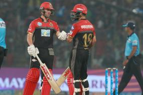 IPL 2018: Kohli & ABD Come Face-to-face With Arch-nemesis Sandeep Sharma Again