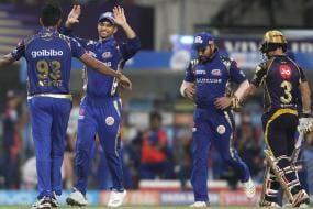 IPL 2018, Kolkata Knight Riders vs Mumbai Indians, Highlights: KKR Collapse at Eden as Mumbai Register Huge Win