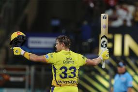 MS Dhoni Behind Shane Watson's Success in IPL Final Against SRH