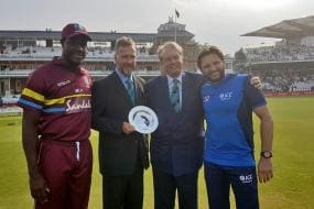 Lewis, Williams Star as West Indies Crush World XI by 72 Runs