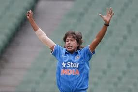 Thoroughly Enjoying Playing One Format of the Game: Goswami