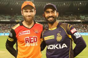 KKR Ready for Sunrisers Challenge for Spot in Final