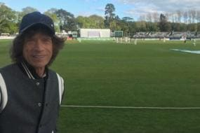 Ireland vs Pakistan: 'Rolling Stones' Star Mick Jagger Watches Ireland's Test Debut From Sidelines