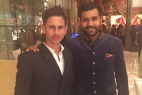MI Young Turk Siddhesh Has an Elder Brother in Rohit Sharma Reveals Dad Dinesh Lad
