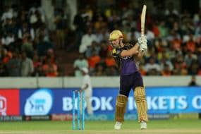 IPL 2018: Lynn, Uthappa Star as Kolkata Beat Sunrisers To Seal Playoff Spot