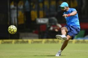 Virat Kohli Continues to Show Support for Indian Football Team With Special Message