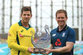Australia, England Agree to Pre-series Handshake