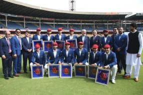 'Very Proud' - Afghanistan Make History With First Test
