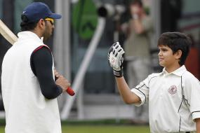 Arjun Tendulkar - Learning From the Best