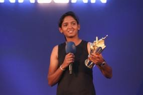 Harmanpreet Kaur - The Making of a Six Machine from Moga