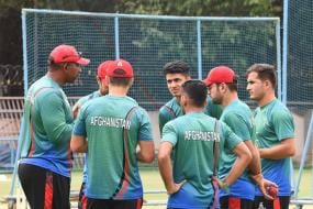 Afghanistan Prepare for Debut Test; Skipper Says Rashid & Co Better than Indian Spinners