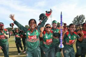 Bangladesh Women Register Series Win Over Ireland